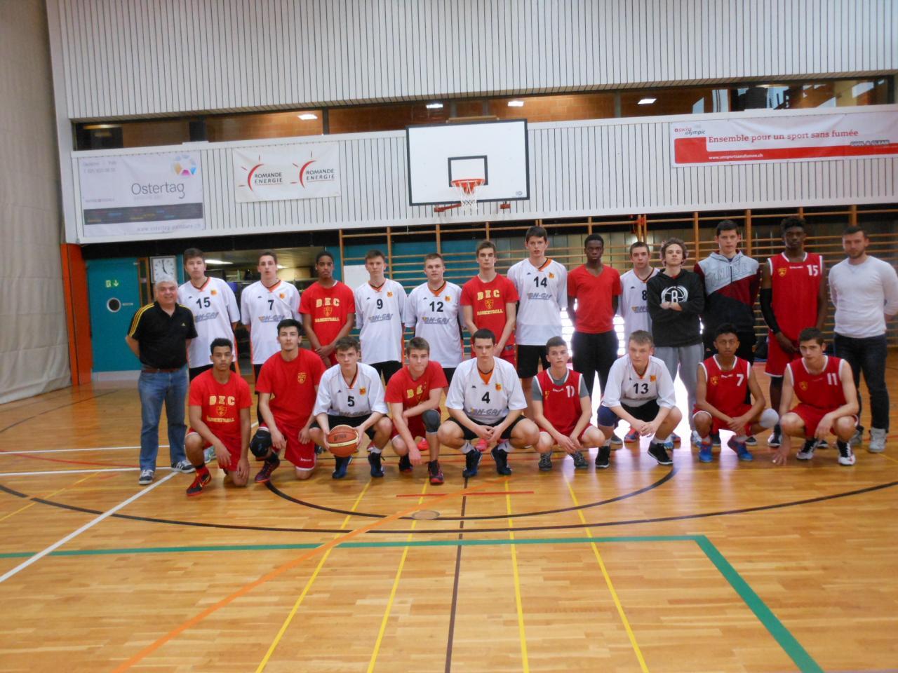 Tournoi International Jeunesse en Suisse